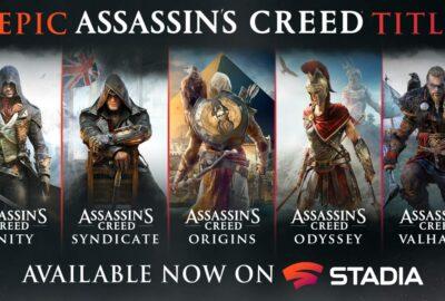 Assassin's Creed Valhalla -toimintaroolipeli aloitti joulujuhlat