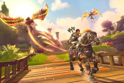 Immortals Fenyx Rising -toimintaseikkailu täydentyy Seikkailuhetki (Adventure