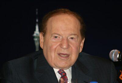 Las Vegas Sands yhtiön perustaja on kuollut