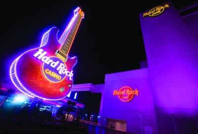 Hard Rock Casino – Lontoon luvat kunnossa