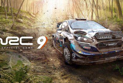 WRC 9 -rallipeli tuo Suomen erikoiskokeet nyt liikkuville pelaajille